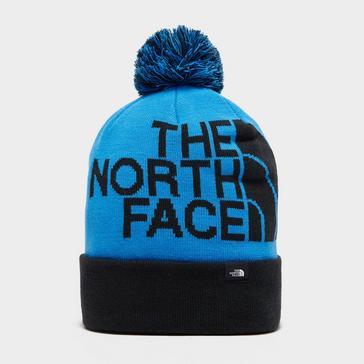 Blue The North Face Men's Ski Tuke Beanie