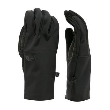 Black The North Face Men's Apex Etip Glove
