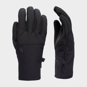 Black The North Face Men's Apex+ Etip Glove