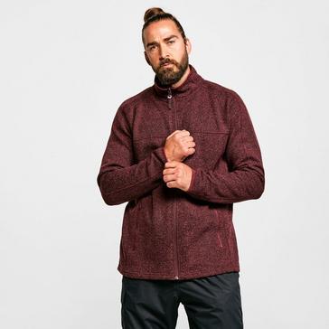 Red Brasher Men's Lakes Full-Zip Fleece