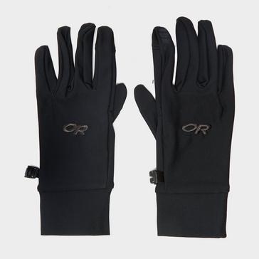 Black Outdoor Research Men's Vigor Gloves