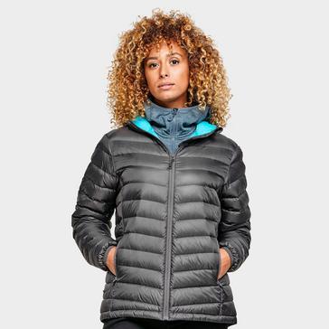 Grey Peter Storm Women's Packlite Alpinist Jacket