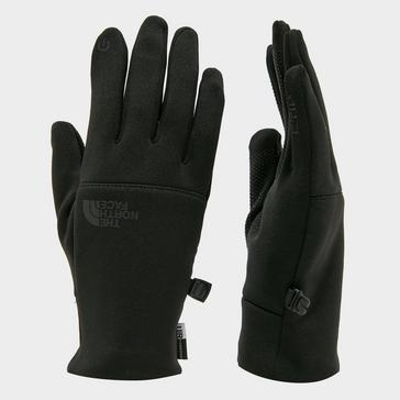 Black The North Face Etip Recycled Gloves