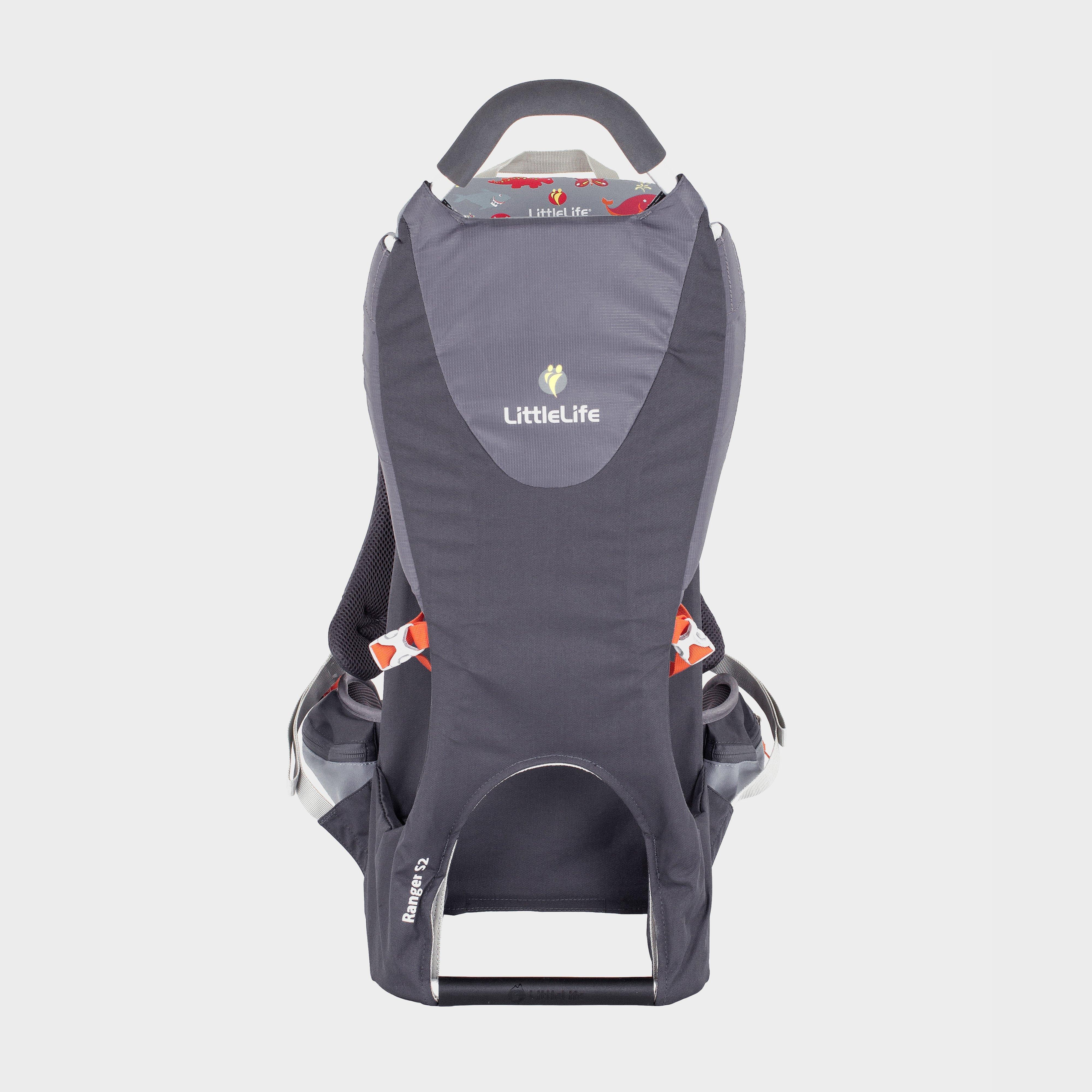 Littlelife Ranger S2 Child Carrier - Gry/Gry, Grey