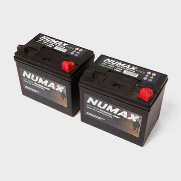 Black NUMAX Fit One, Charge One™ Battery Charger Kit