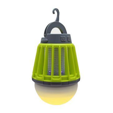 Green Outdoor Revolution 2-in-1 Lantern & Mosquito Killer