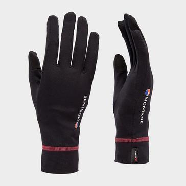 Black Montane Women's Power Dry Gloves