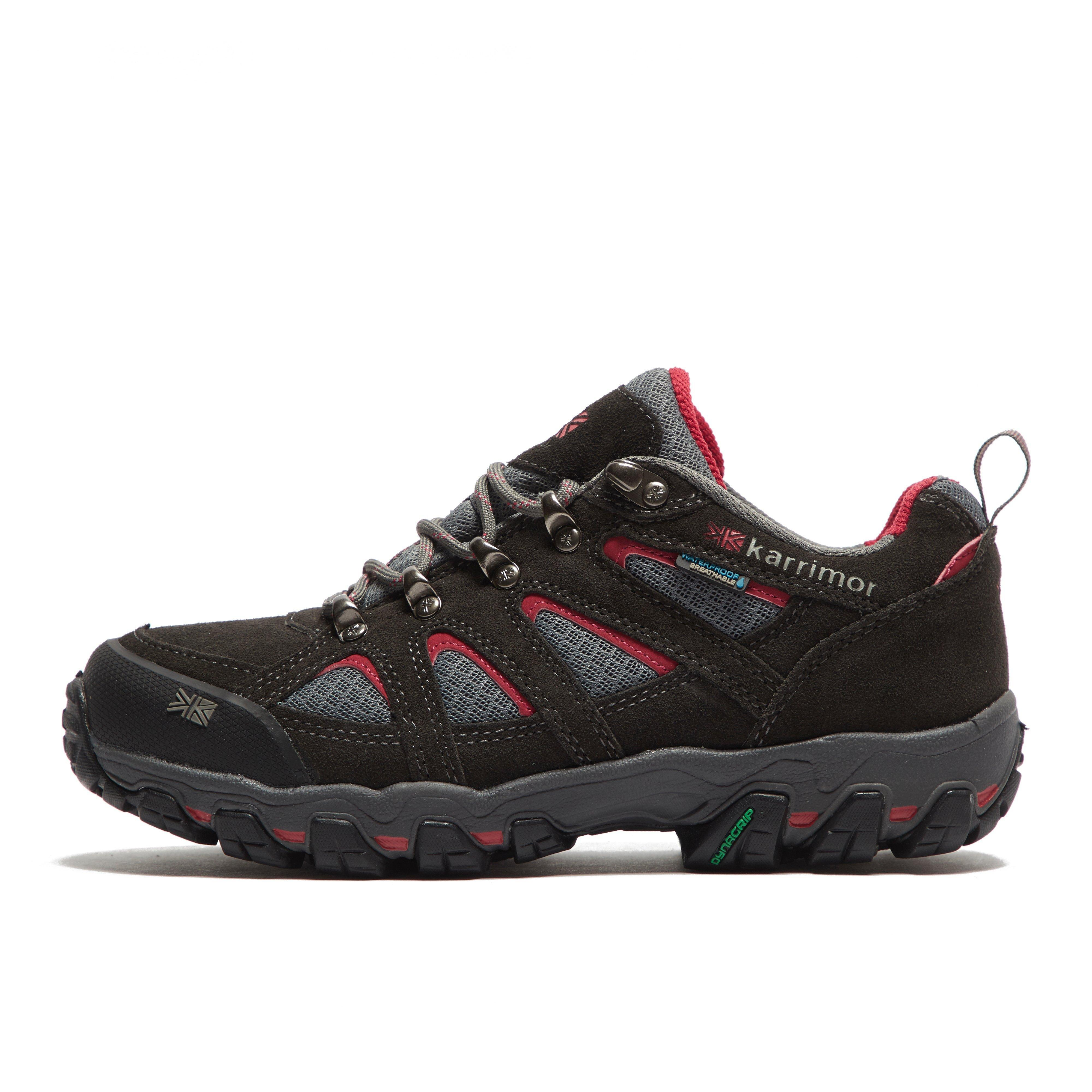 Karrimor Women's Bodmin 5 Walking Shoe - Grey/Dgy, Grey