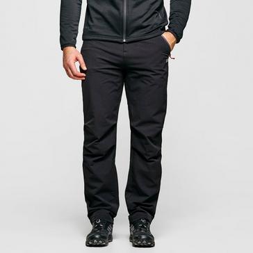 BLACK OEX Mens Strata Trousers