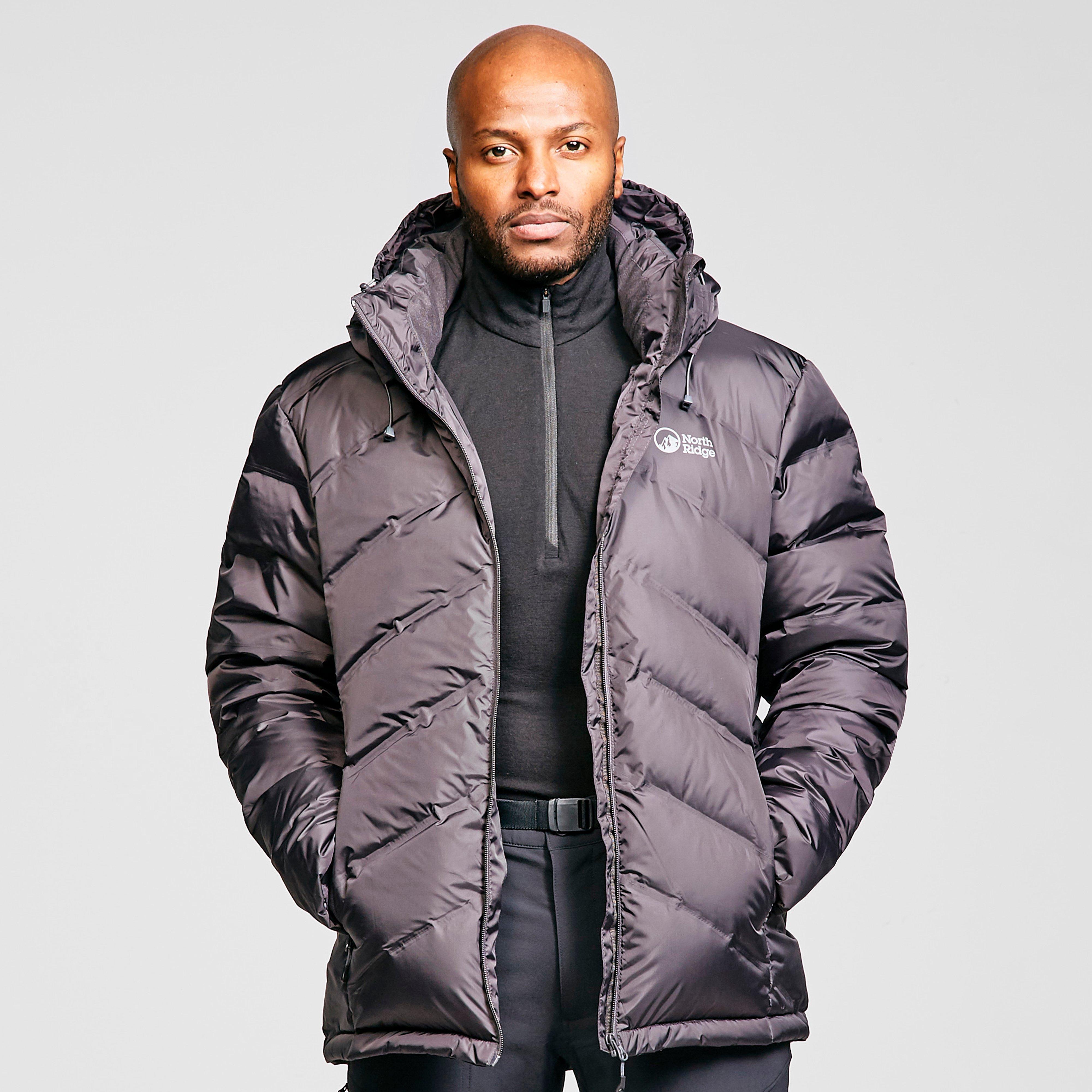 North Ridge Men's Compound Jacket - Black/Blk, Black