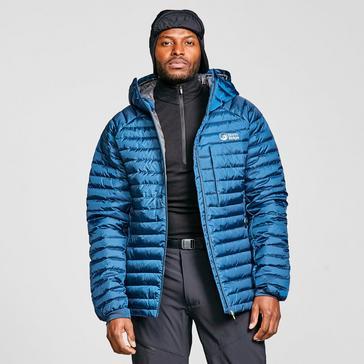 Blue North Ridge Men's Lead Insulated Jacket