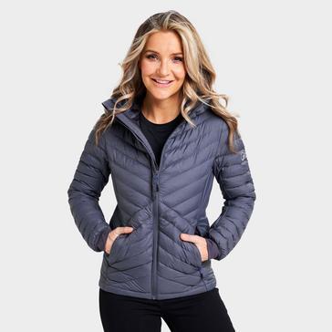 Grey North Ridge Women's Journey Insulated Jacket