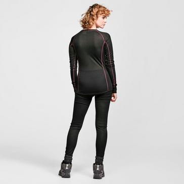Black The Edge Women's Baselayer Set