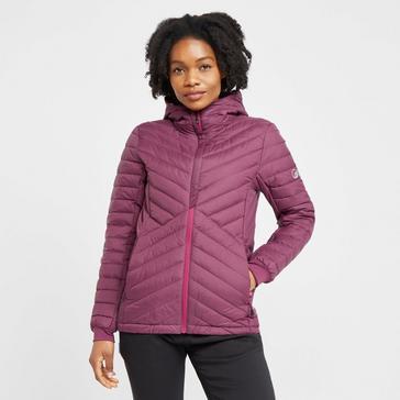 Purple North Ridge Women's Journey Insulated Jacket