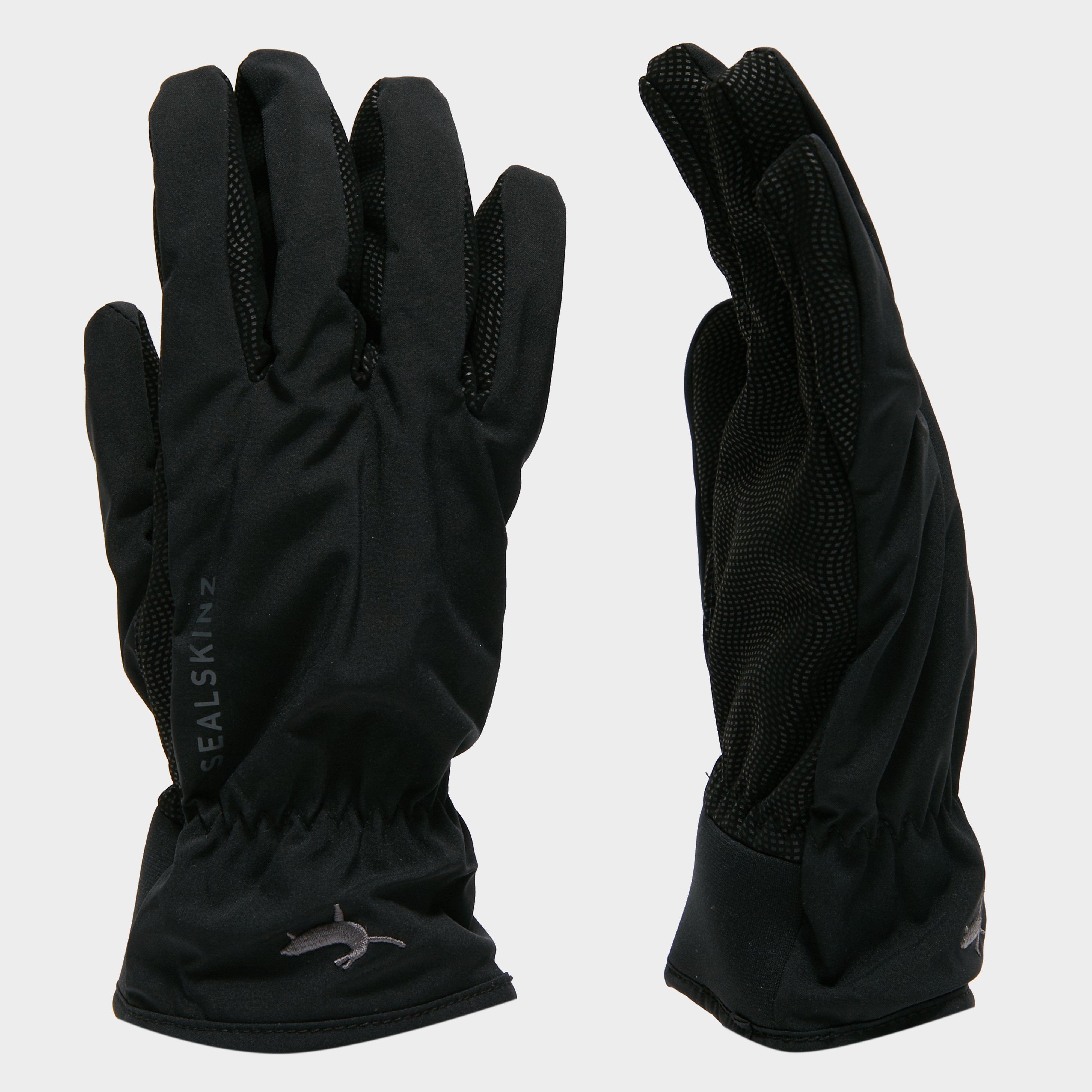 Sealskinz Men's Waterproof All Weather Lightweight Glove - Black/Glv, Black