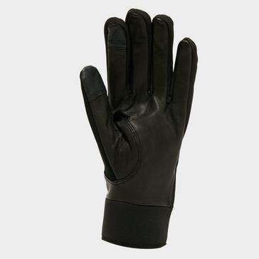 BLACK Sealskinz Mens Waterproof Insulated Gloves