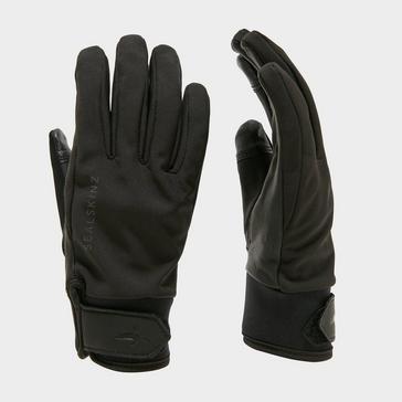 Black Sealskinz Women's Waterproof All Weather Insulated Glove