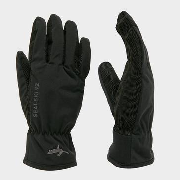 Black Sealskinz Women's Waterproof All Weather Lightweight Glove