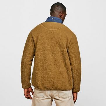 Brown Peter Storm Men's Yarm Borg Fleece