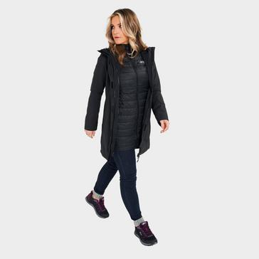 Black North Ridge Women's Adapt 3-in-1 Jacket