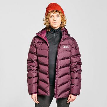 Purple North Ridge Women's Immerse Down Jacket