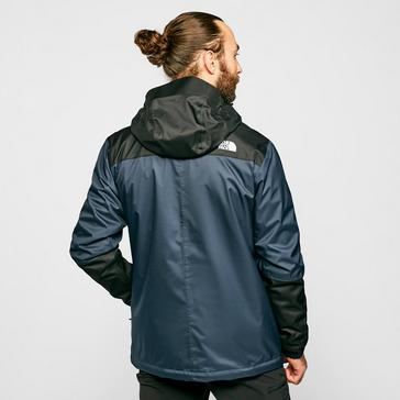Blue The North Face Men's Resolve TriClimate Jacket