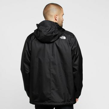 Black The North Face Men's Resolve TriClimate Jacket