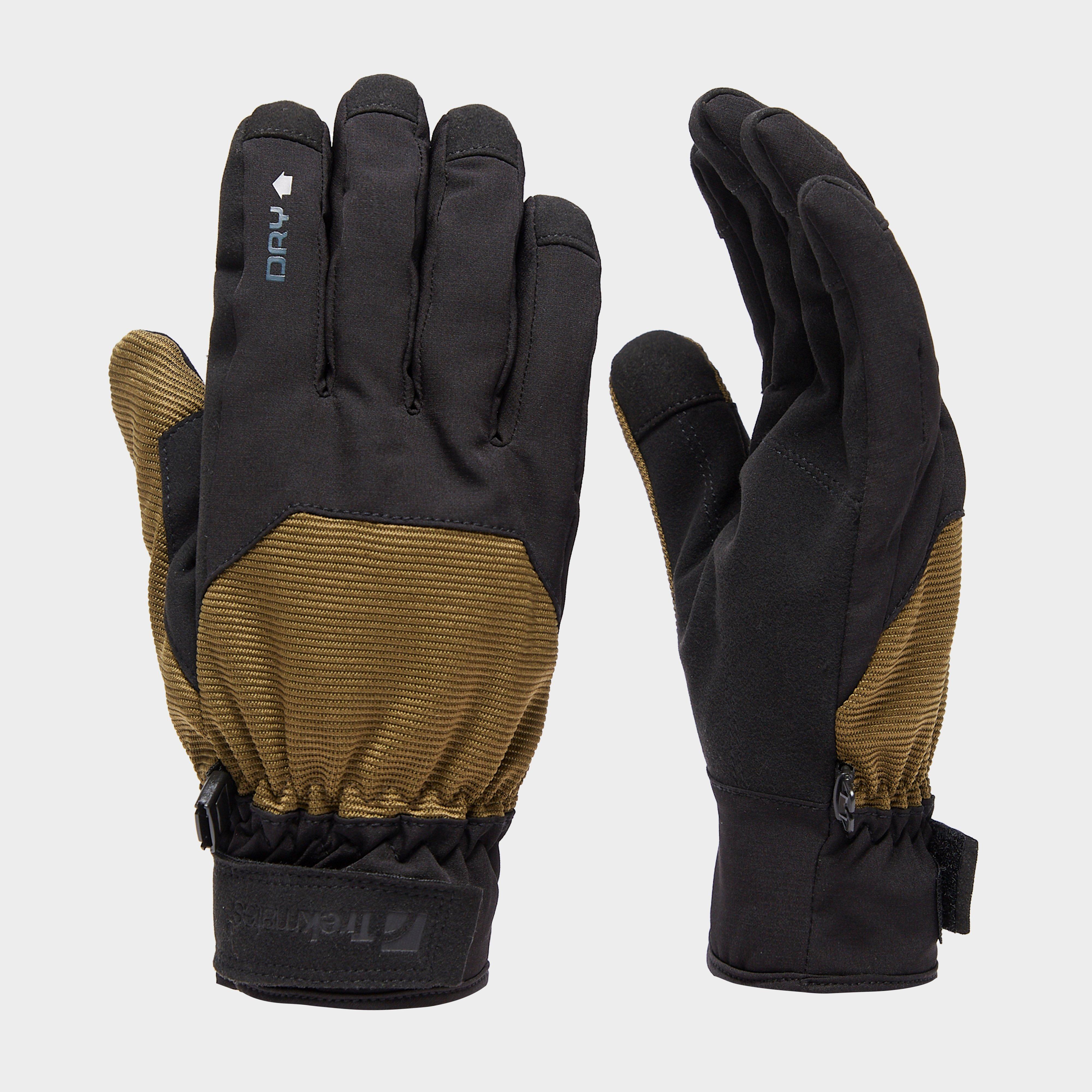 Trekmates Taktil Dry Gloves - Green, Green
