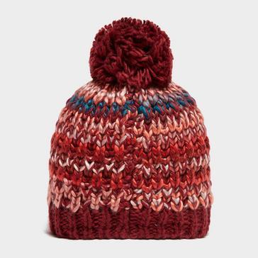 Red Trekmates Women's Rebecca Knit Hat