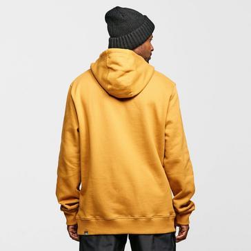 yellow The North Face Men's Drew Peak Pullover Hoodie