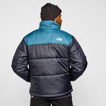 Blue The North Face Men's Saikuru Insulated Jacket