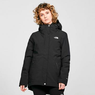 Black The North Face Women's Inlux Insulated Jacket