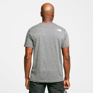 Grey The North Face Men's Never Stop Exploring Tee