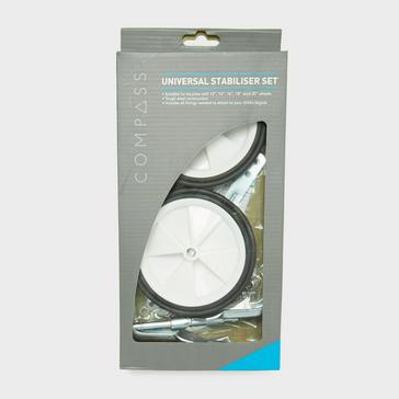 White Compass Universal Stabiliser Set