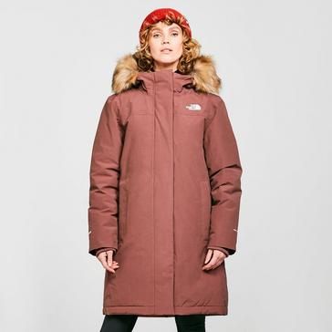 Pink The North Face Women's Artic II Parka