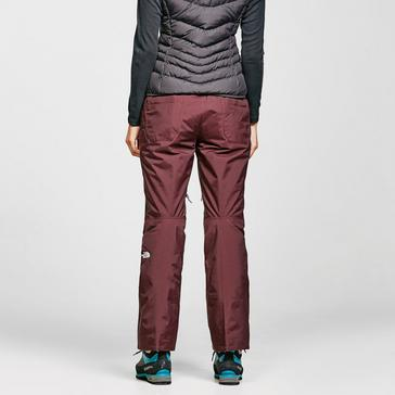 Red The North Face Women's About-a-day Ski Pants