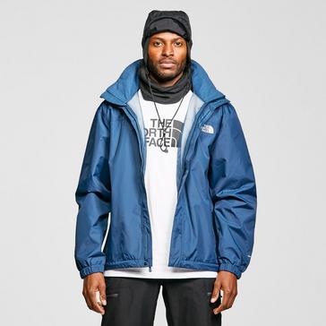 Blue The North Face Men's Resolve Jacket