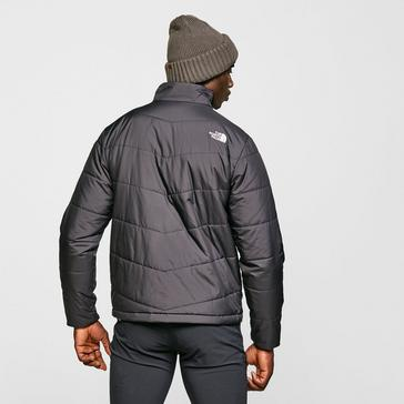 Black The North Face Men's Junction Insulated Jacket