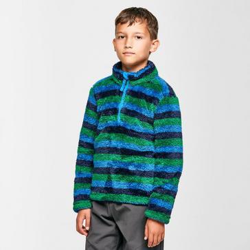Blue Peter Storm Kids' Stripped Fleece