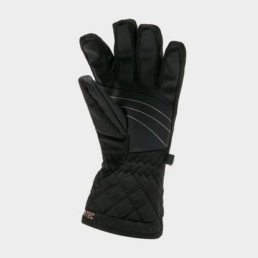 Black Snowlife Women's Lady Audrey DT Glove
