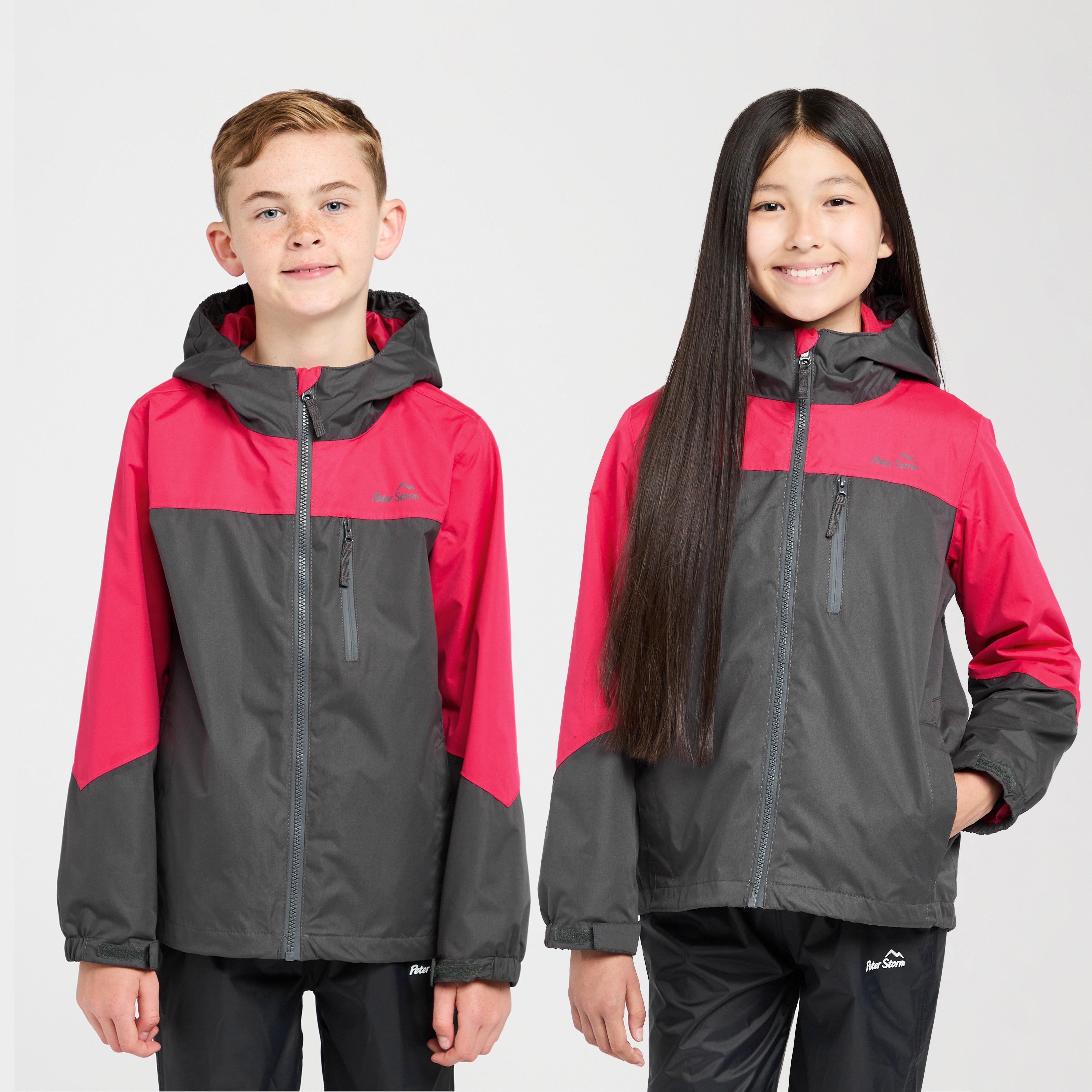Peter Storm Boys Mercury Waterproof Jacket