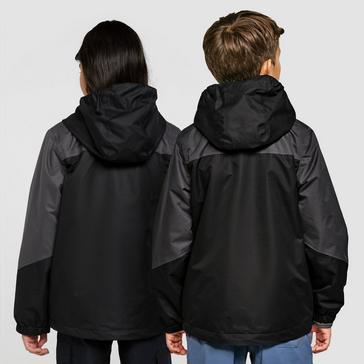 Black Peter Storm Kids' Lakes 3-in-1 Jacket