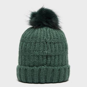 Green Alpine Women's Josie Bobble Hat