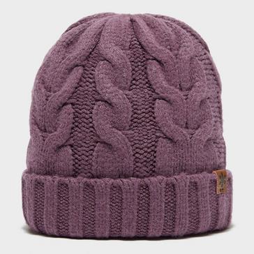 purple Alpine Women's Sami Beanie