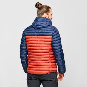 Orange Berghaus Men's Claggan Insulated Jacket