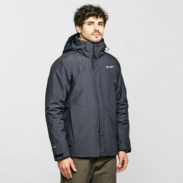 Grey Berghaus Men's Maitland 3-in-1 Jacket