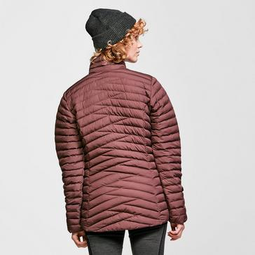 Red Berghaus Women's Nula Insulated Jacket