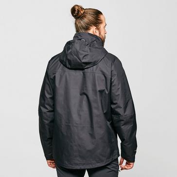 Black Berghaus Men's Alpha II 3-in-1 Jacket