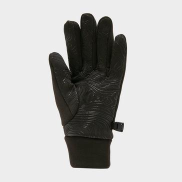 Black North Ridge Women's Insulated Grip Glove