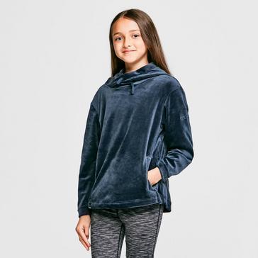 Navy Regatta Kids' Kacie Hooded Fleece